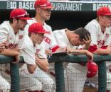 Baseball: Weekend upsets will hurt Nebraska's at-large hopes | Big ... - omaha.com