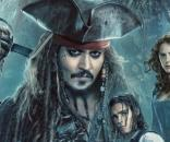 """Pirates of the Caribbean 5' has left other films sinking as they hit the top of the US box office record. Photo - digitalspy.com"