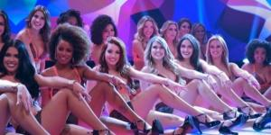 Bailarinas Ganham menos de três mil reais por mês