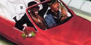 Gucci Mane and Metro Boomin join forces for new joint LP DropTopWop. Photo via AceShowBiz, aceshowbiz.com