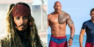 Weekend Box Office: 'Pirates 5' Drowns Dwayne Johnson's 'Baywatch. /from 'The Hollywood Reporter' - hollywoodreporter.com