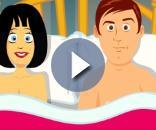 A transpiração e secreções vaginais naturais podem provocar fortes odores