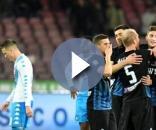 Napoli-Atalanta 0-2: brutta battuta d'arresto per gli azzurri - napolitoday.it