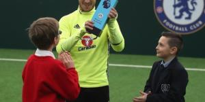 Hazard voted EA SPORTS Player of the Month - premierleague.com