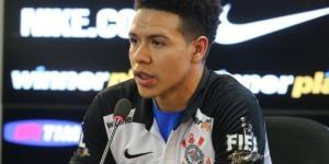 Marquinhos Gabriel atualmente está no Corinthians