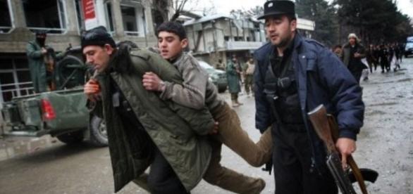 Attentat à Kaboul: au moins 16 morts dont un Français - Libération - liberation.fr