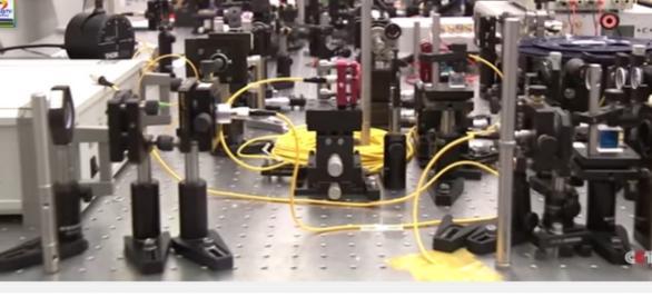 Crean la primera computadora cuántica del mundo