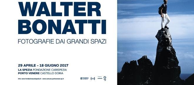 Inaugurata venerdì scorso a La Spezia la mostra in onore di Walter Bonatti