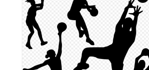 Sports in schools / Photo vector via Pixabay no attrition CCO Public Domain