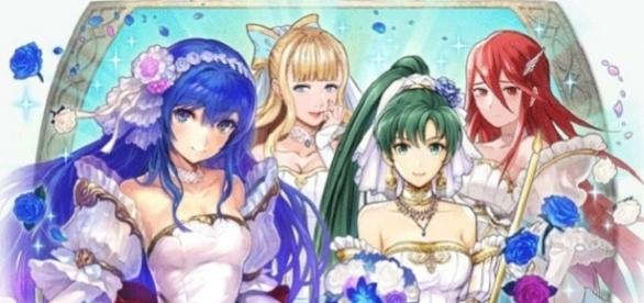 Fire Emblem Heroes: Bridal Blessings now live | nintendoeverything.com