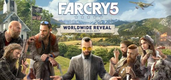 First look of Far Cry 5's main antagonist : gaming - reddit.com