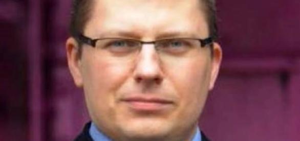 Wysłannik Zbigniewa Ziobry vs. kasta prawników (fot. MS)
