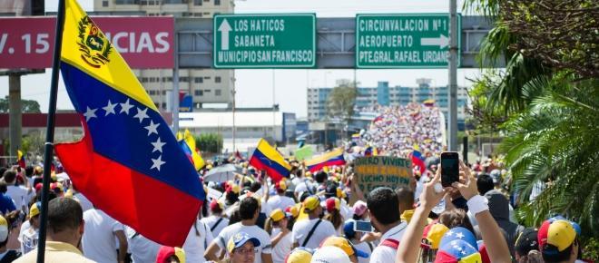 Violencia en Venezuela: 66 muertos y casi 3.000 reos tras dos meses de protestas