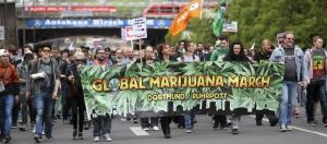 Global-Marijuana-March: Humorvolle und entspannte Demonstration ... - nordstadtblogger.de