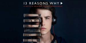 """La locandina del telefilm """"Th1rteen R3asons Why"""""""
