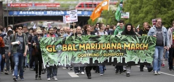 Global-Marijuana-March: Humorvolle und entspannte Demonstration ... - nordstadtblogger.de