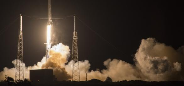 California mulling a tax on rocket launches