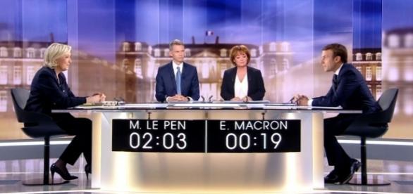 Un débat brutal au cours duquel Marine Le Pen et le Front National se sont re-diabolisés.