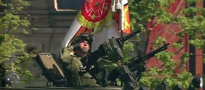 Sol invictus: Die stärkste Waffe Russlands [VIDEO, Bildergallerie]