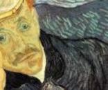 Van Gogh's portrait of Dr. Gachet FAIR USE mentalfloss.com Creative Commons