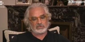 Genoa, Flavio Briatore attacca i tifosi e si schiera dalla parte di Enrico Preziosi