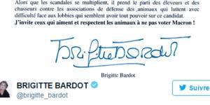 Mais où Brigitte Bardot va-t-elle chercher tout cela ?