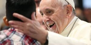 Sua Santidade, o Papa Francisco, em Fátima