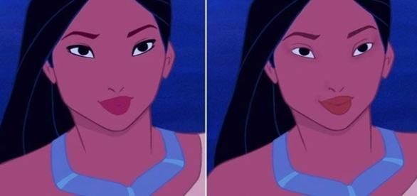 Ilustradora desenha as princesas da Disney sem maquiagem