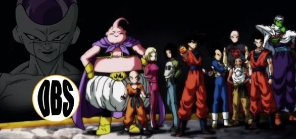 equipo de luchadores del universo 7