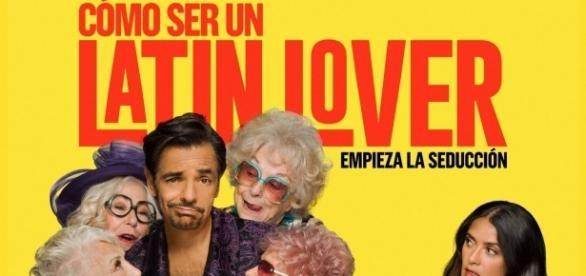 La nueva comedia de Eugenio Derbez y Salma Hayek a la conquista de la taquilla en México