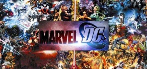 Marvel Universe Vs DC Universe | Comics Amino - aminoapps.com