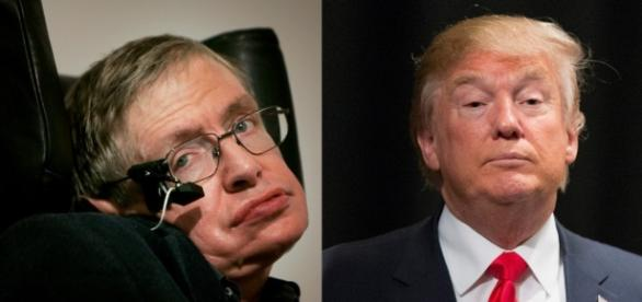Stephen Hawking: 'I may not be welcome' in Trump's America - CNN.com - cnn.com