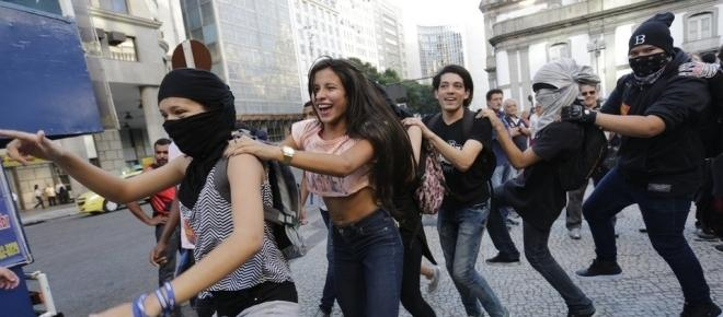 Brazilian students deserve better treatment