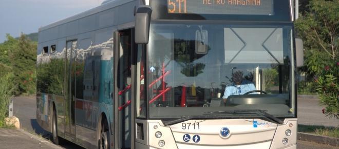 Da 2 mesi senza stipendio: gli autisti di Roma Tpl non fanno uscire i bus