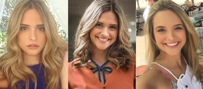 Deseja ter os cabelos loiros dourados como de Juliana Paiva? Aprenda
