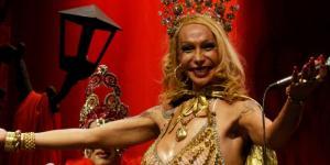 Luana Muniz, a Rainha da Lapa, faleceu aos 59 anos