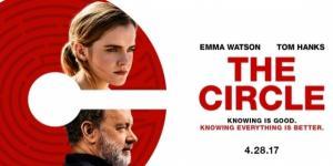 """Poster de """"The Circle"""", lo nuevo de Tom Hanks y Emma Watson"""