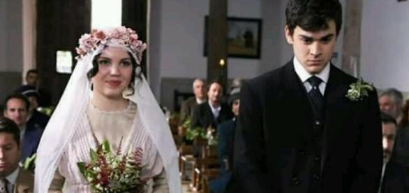 Matrimonio In Segreto : Il segreto anticipazioni spagnole matias sposa marcela