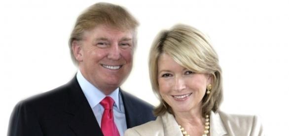 Parece que ya no hay tanto entendimiento como en el pasado, entre Trump y Stewart. Foto: media4.s-nbcnews.com