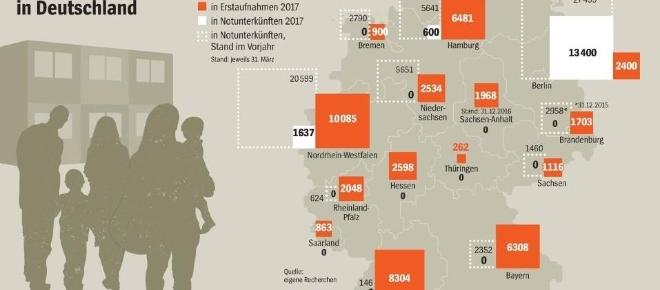 Germania e accoglienza: è crisi