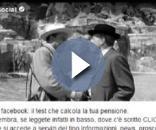 Allarme della Polizia Postale: truffa Facebook sul calcolo della pensione.