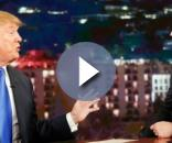 "Jimmy Kimmel Takes on Donald Trump, Says He's ""Un-American"" - Us ... - usmagazine.com"