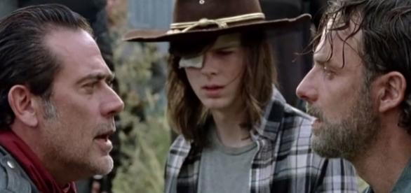 Photo screen capture from YouTube video / Daryl Dixon