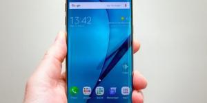 Il modello Edge dell'ormai ex top di gamma di casa Samsung