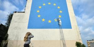 L'Europa di Bansky, la nuova opera