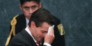 Mas problemas para el presidente mexicano Enrique Peña Nieto.