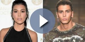Kourtney Kardashian and Younes Bendjima - celebrityinsider.org