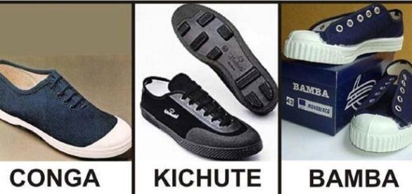 Esse foi muito do calçado usado nos anos 80
