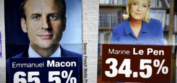 French Election: Centrist Emmanuel Macron Wins Presidency Over ... - nbcnews.com