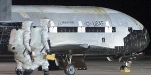 Avionul experimental al SUA X-37B a aterizat după o misiune în spațiu de doi ani